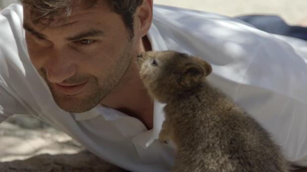 : Federer & Co découvrent les joies de l'Australie