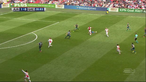 Feyenoord y Ajax dejan todo por resolver para la última jornada