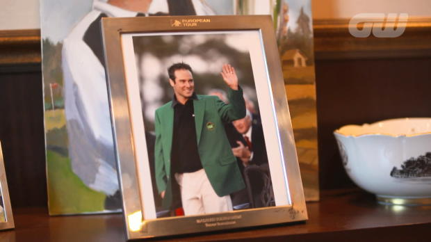 Trevor Immelman on winning the Masters in 2008