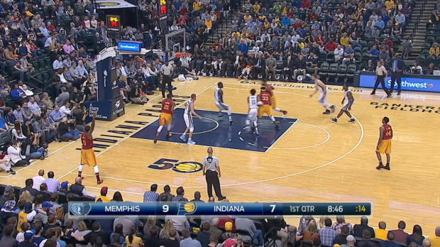GAME RECAP: Pacers 102, Grizzlies 92