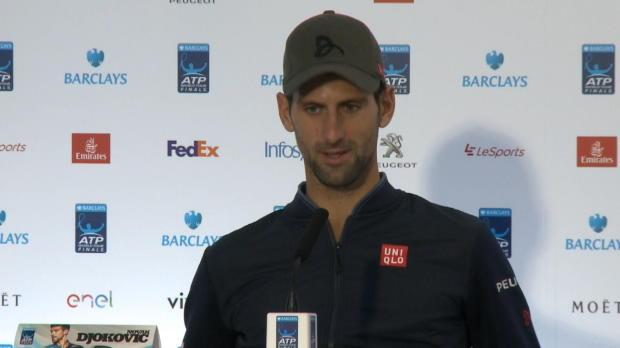 """London: Djokovic: """"Nichts hält ewig"""""""