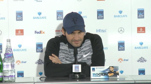 Roger Federer und der Handtuch-Streit