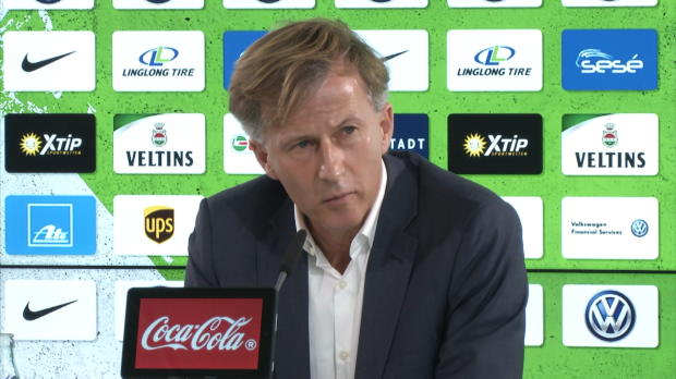 """Andries Jonker: """"Grundsätzlich gute Spieler"""""""