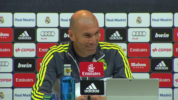 24e j. - Zidane veut garder Varane