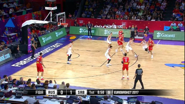 EM: Bogdanovic führt Serbien ins Finale