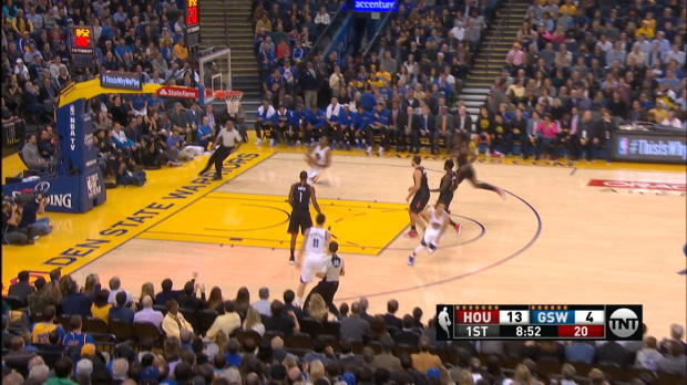Block of the Night - Kevin Durant