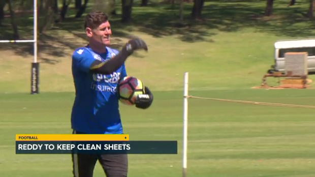 Reddy to keep clean sheets