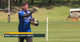 Goalkeeper Liam Reddy says Perth Glory need to work on their defensive record if they're to harbour top four hopes.