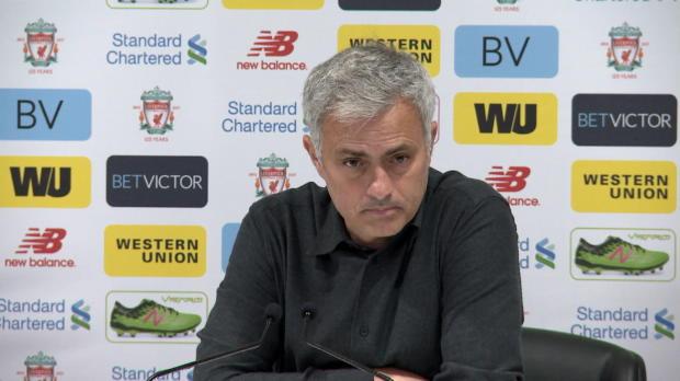 Mourinho: Spiel gegen Liverpool war nicht öde