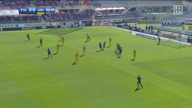 Fiorentina - Udinese