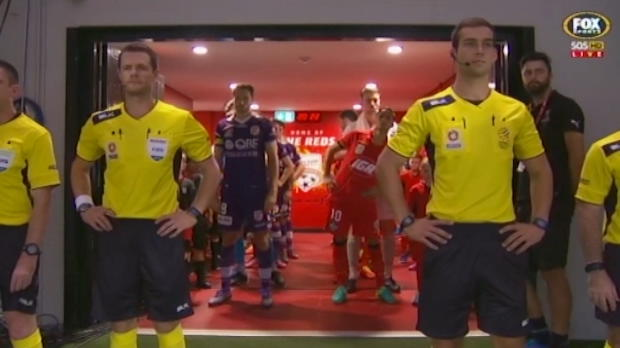 Adelaide v Perth highlights