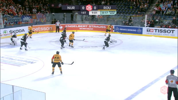 Nürnberg Ice Tigers - Rouen