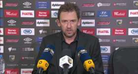 Wanderers boss Tony Popovic hailed his side's mental strength in their win over the Mariners.