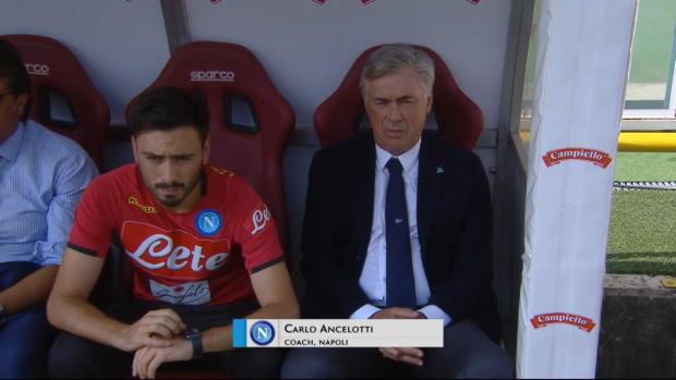 Serie A: FC Turin - Neapel | DAZN Highlights