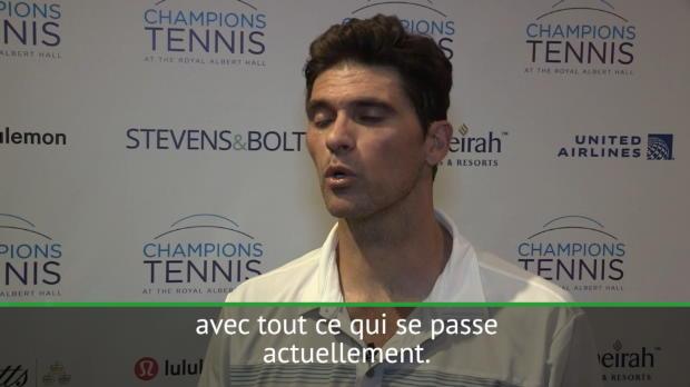 """Tennis : Interview - Philippoussis - """"Federer est le meilleur de tous les temps"""""""