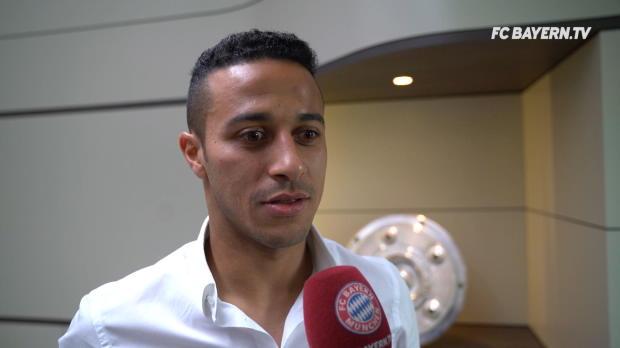 Thiago: Bleibe, bis ich CL mit Bayern gewinne