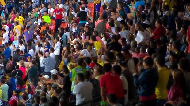Sudamericana: Budenzauber in Kolumbien