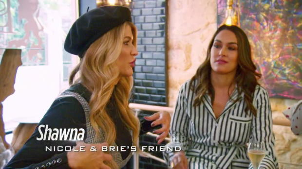 Nikki Bella completes one of her bachelorette weekend dares: Total Bellas, July 15, 2018