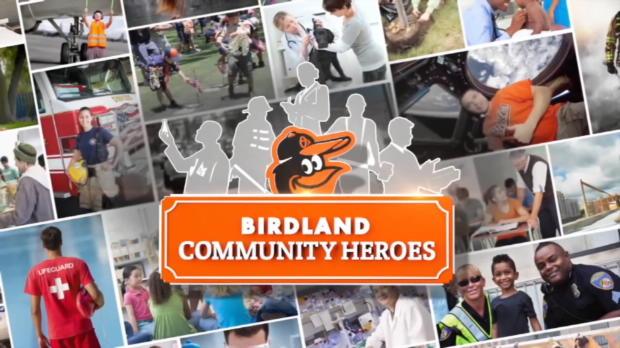 Birdland Hero: Laurie Moser