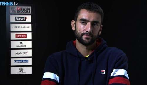 Cilic Interview: ATP Basel Preview