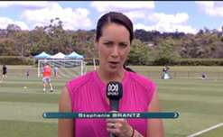 Canberra United secured their finals place with a 2-1 comeback win over Premiers Perth.