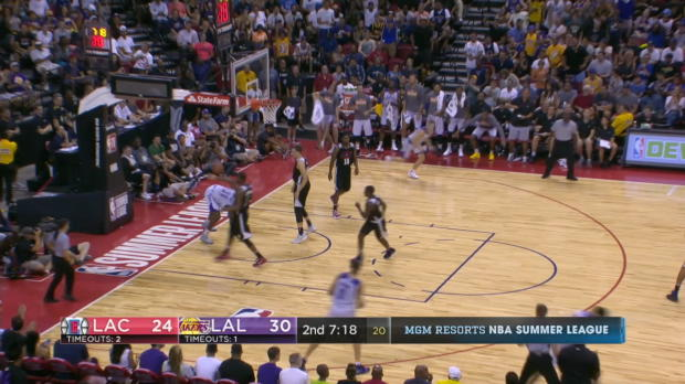Assist of the Night - Brandon Ingram