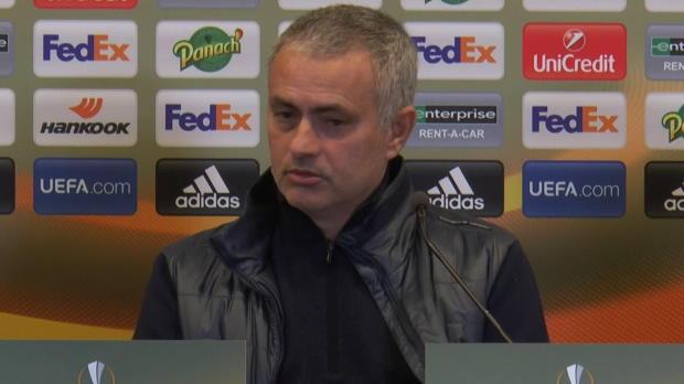 Mourinho scherzt über Auslosungs-Verschwörung