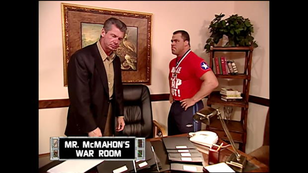 Kurt Angle is devastated that Mr. McMahon didn't draft him No. 1 overall: Raw, March 25, 2002