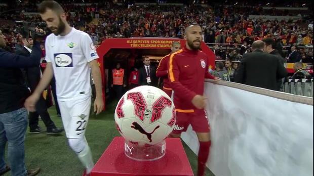 Galatasaray - Akhisarspor (Deutsch)