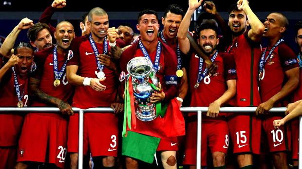Joker Eder macht Ronaldo-Schock vergessen
