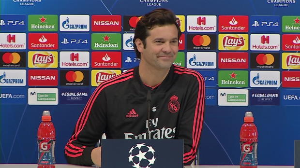 Real Madrid - Solari - 'Ronaldo est des nôtres pour toujours'
