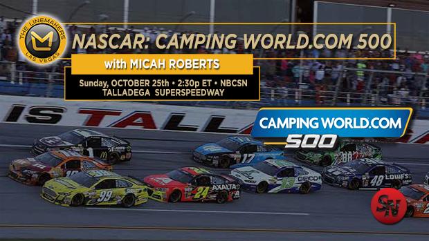 NASCAR Camping World.com 500
