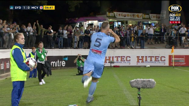 Sydney FC v Melbourne City highlights