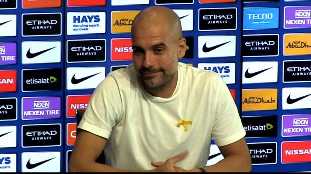 Guardiola warnt: Führungsstil wird strenger