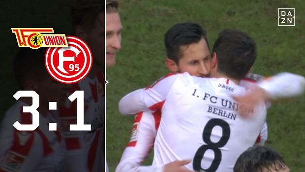1. FC Union Berlin - Fortuna Düsseldorf