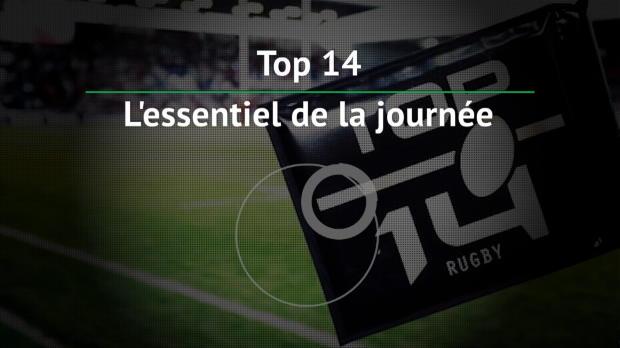 Rugby : Top 14 - 4e j. : L'essentiel de la journée