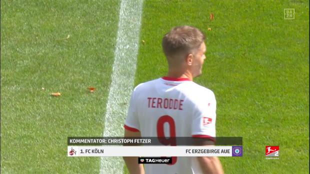2. Bundesliga: 1. FC Köln - Erzgebirge Aue