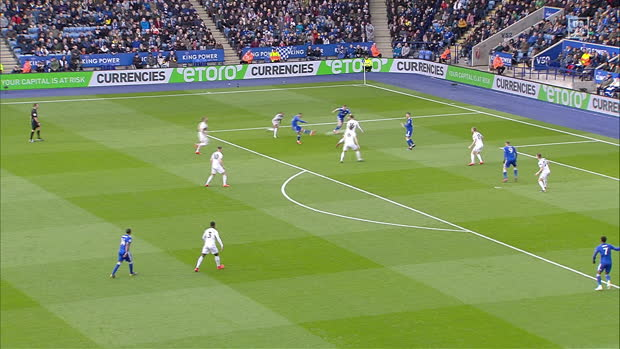Premier League: Leicester - Fulham   DAZN Highlights