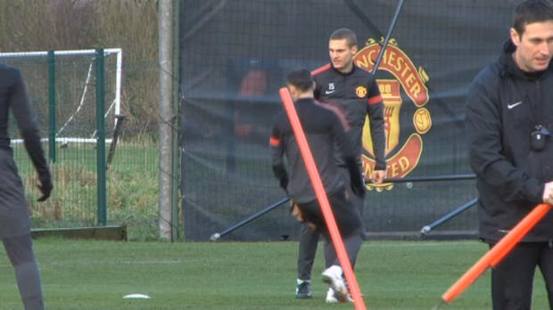 Foot Transfert, Mercato Transferts - Man United, Vidic signe � l'Inter