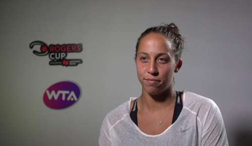 Keys Interview: WTA Montreal QF