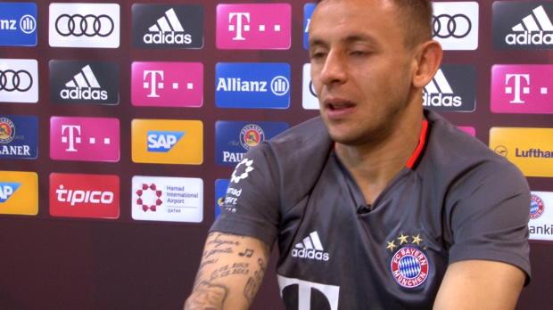 "Rafinha: ""Neymar bald bester Spieler der Welt"""