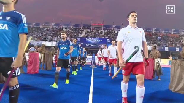England - Argentinien