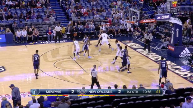 WSC: Marc Gasol posts 28 points, 11 assists & 11 rebounds vs. the Pelicans