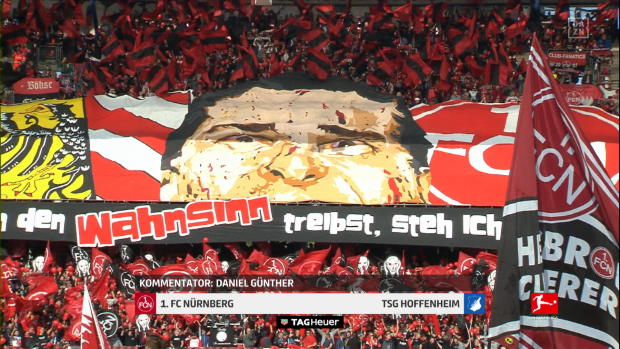 Bundesliga: 1. FC Nürnberg - TSG 1899 Hoffenheim | DAZN Highlights