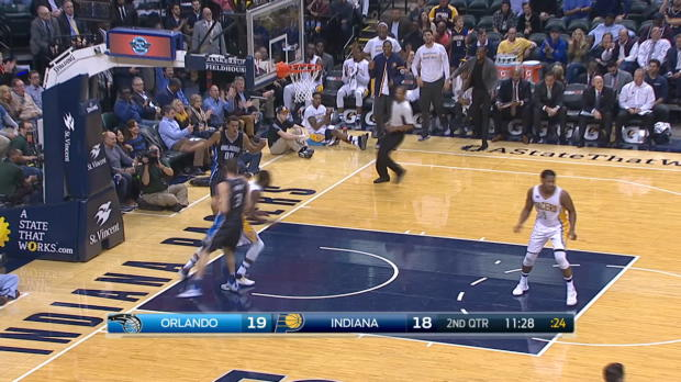 Steal of the Night - C.J. Miles