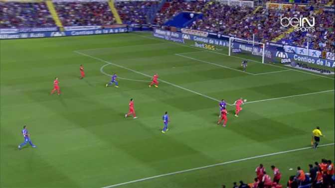 Liga : Levante 0-5 FC Barcelone