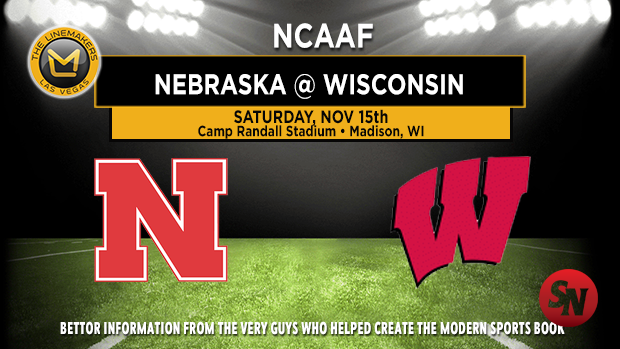 Nebraska Cornhuskers @ Wisconsin Badgers