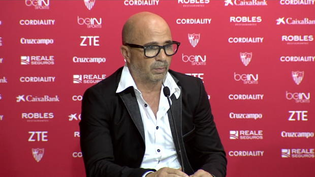 Sampaoli: Sevilla-Angebot am verführerischsten