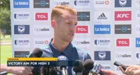Melbourne Victory are set to name an unchanged squad as they eye a fifth straight win against Adelaide.