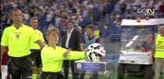 Serie A : Roma 2-0 Fiorentina